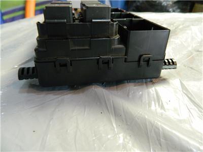 96 ford taurus fuse box 96-99 oem ford taurus sable fuse box junction block relay ... 1995 ford taurus fuse box diagram image details