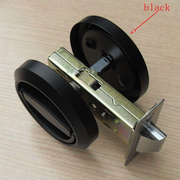 Steel recessed cup handle hidden door locks door locker handles ebay