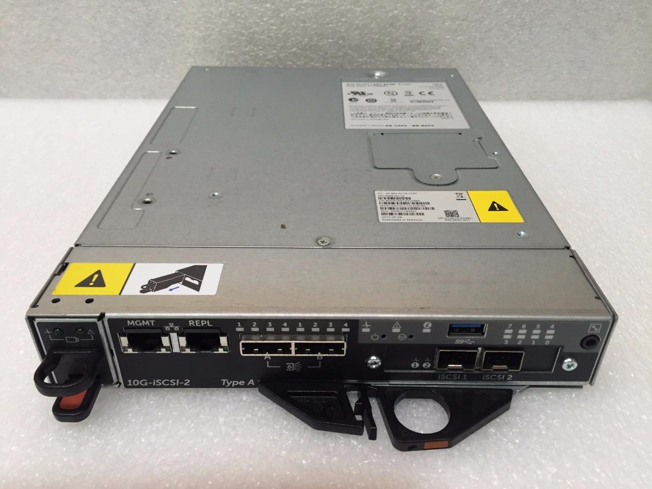Dell Compellent SC4020 10G-iSCSI-2 Type A Controller E15M001 Dell ...