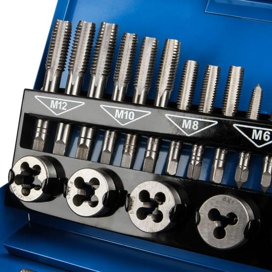 how to tap and die metal