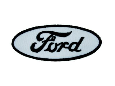 Ford motor company patch iron on applique alternative for Ford motor company description
