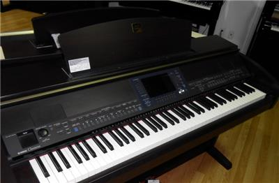 Yamaha cvp503 clavinova digital piano ebay for Yamaha clavinova clp 110