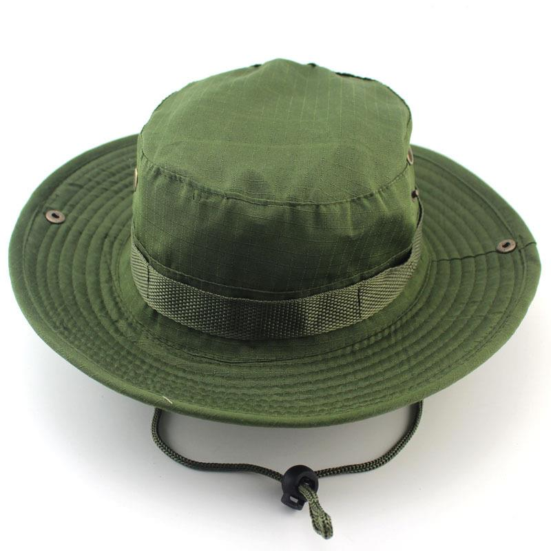 cool bucket hat hunting fishing outdoor cap wide brim