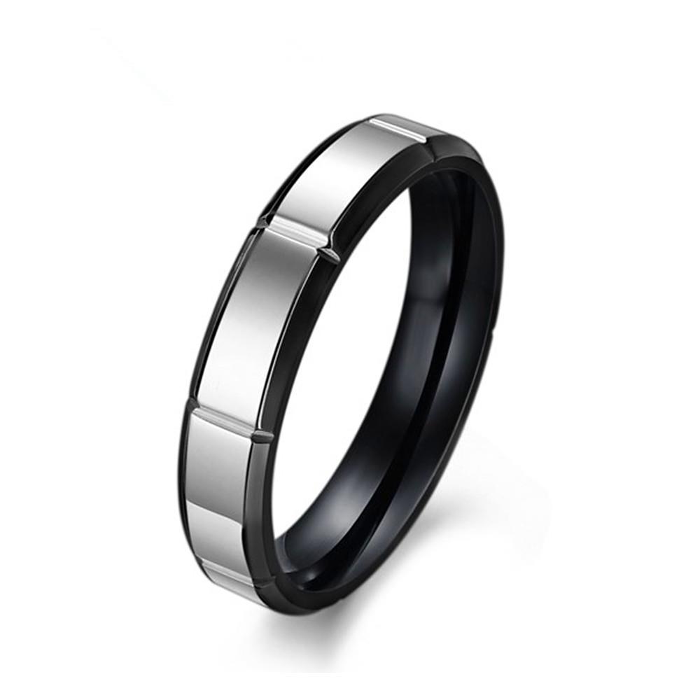 Stainless Steel Engagement True LoveWedding Bands Rings For Men Or Women