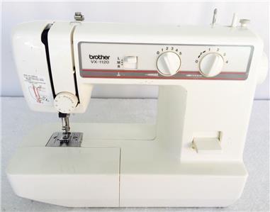 sewing machine vx1120