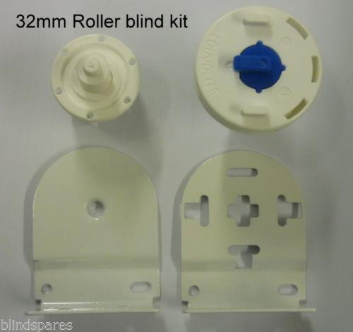 Deluxe Roller Blind Fitting Kit For 32mm Tube Blind