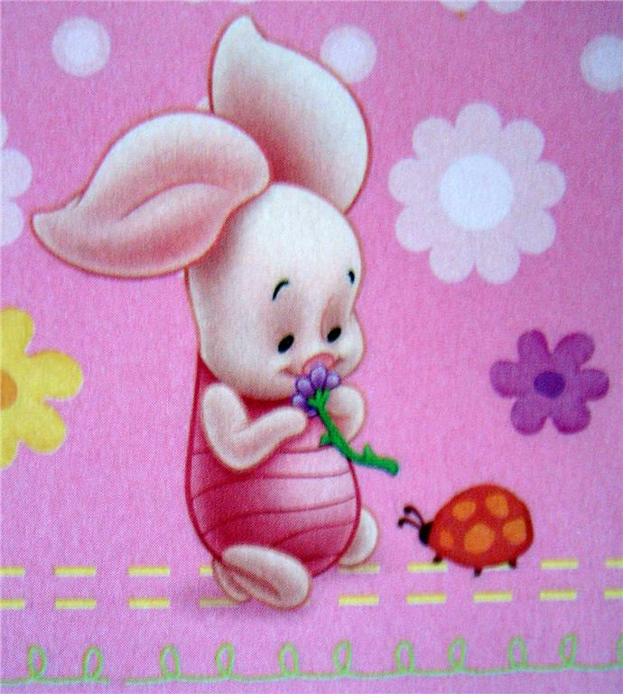Pooh Baby Girl Gift Wrap Paper Piglet Tigger Shower