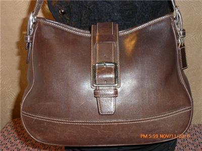coach bag sale outlet  coach hampton brown leather