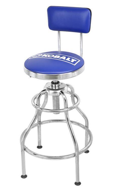 Kobalt Adjustable Hydraulic Stool Mechanic Seat Chair  : 861850100o from www.ebay.com size 460 x 767 jpeg 23kB