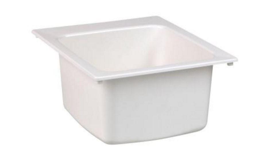 Fiberglass Laundry Tub : Utility Sink 17