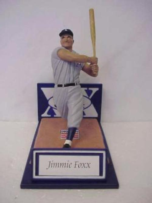 Jimmie Foxx A's Romito Figurine!
