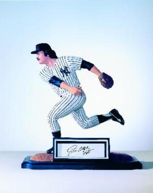 Catfish Hunter Romito NY Yankee Figurine!