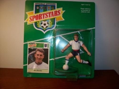 1989 Terry Butcher Soccer Starting Lineup from England