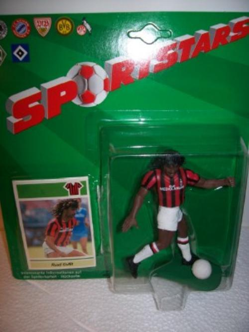 1989 Ruud Gullit Soccer Starting Lineup Germany