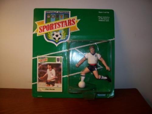 1989 Chris Waddle Soccer Starting Lineup from England
