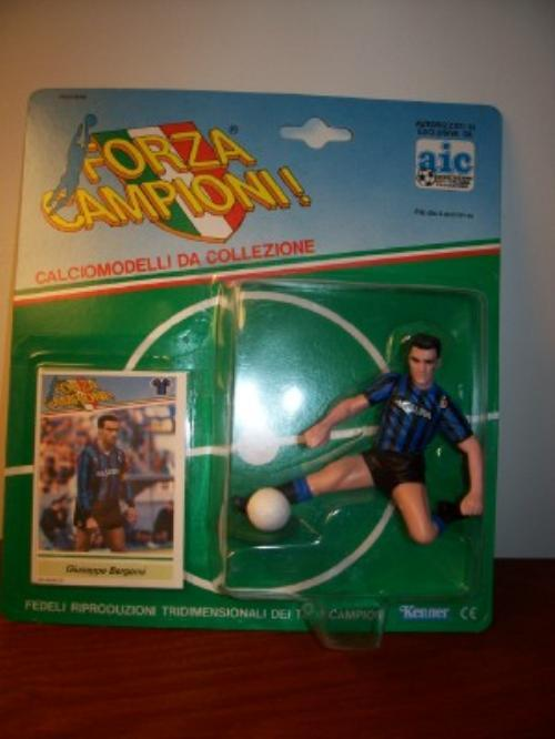 1989 Giuseppe Bergomi P/S Soccer Starting Lineup Italy