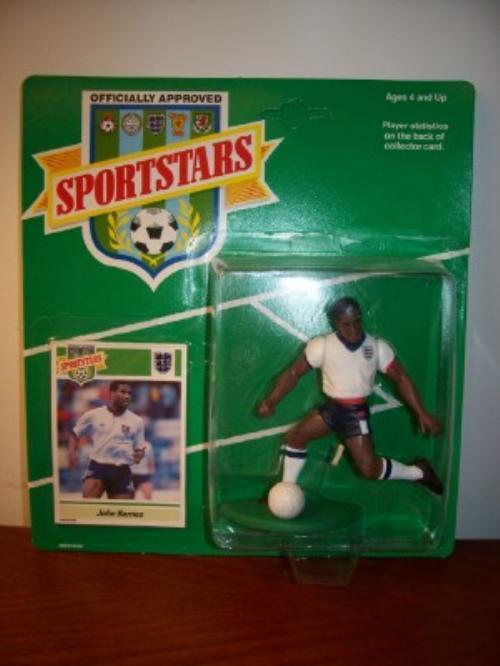 1989 John Barnes Soccer Starting Lineup from England