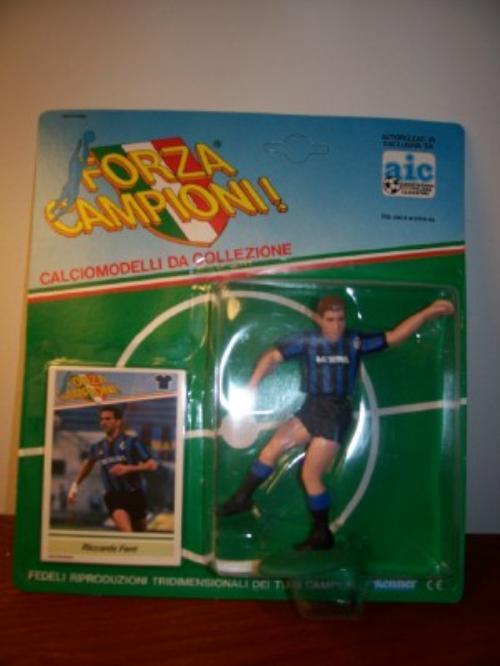 1989 Riccardo Ferri Soccer Starting Lineup Italy