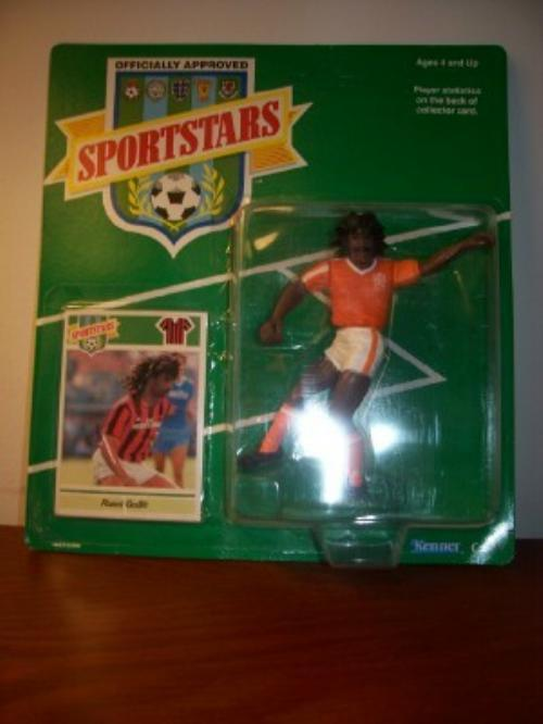 1989 Ruud Gullit Soccer Starting Lineup from England