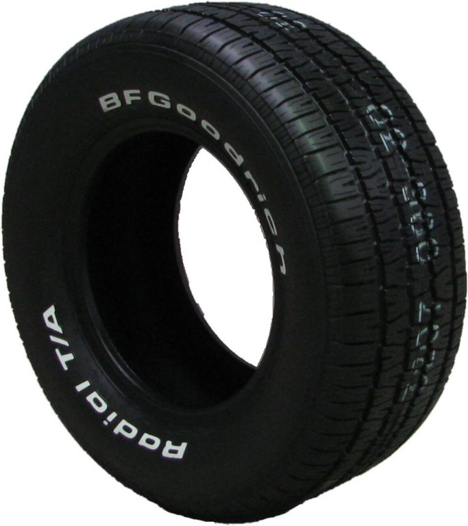 BFGoodrich-RTA-15-inch-tyre-275-60-R15-suit-mag-wheels-Hot-Rod-Corvette-Mopar