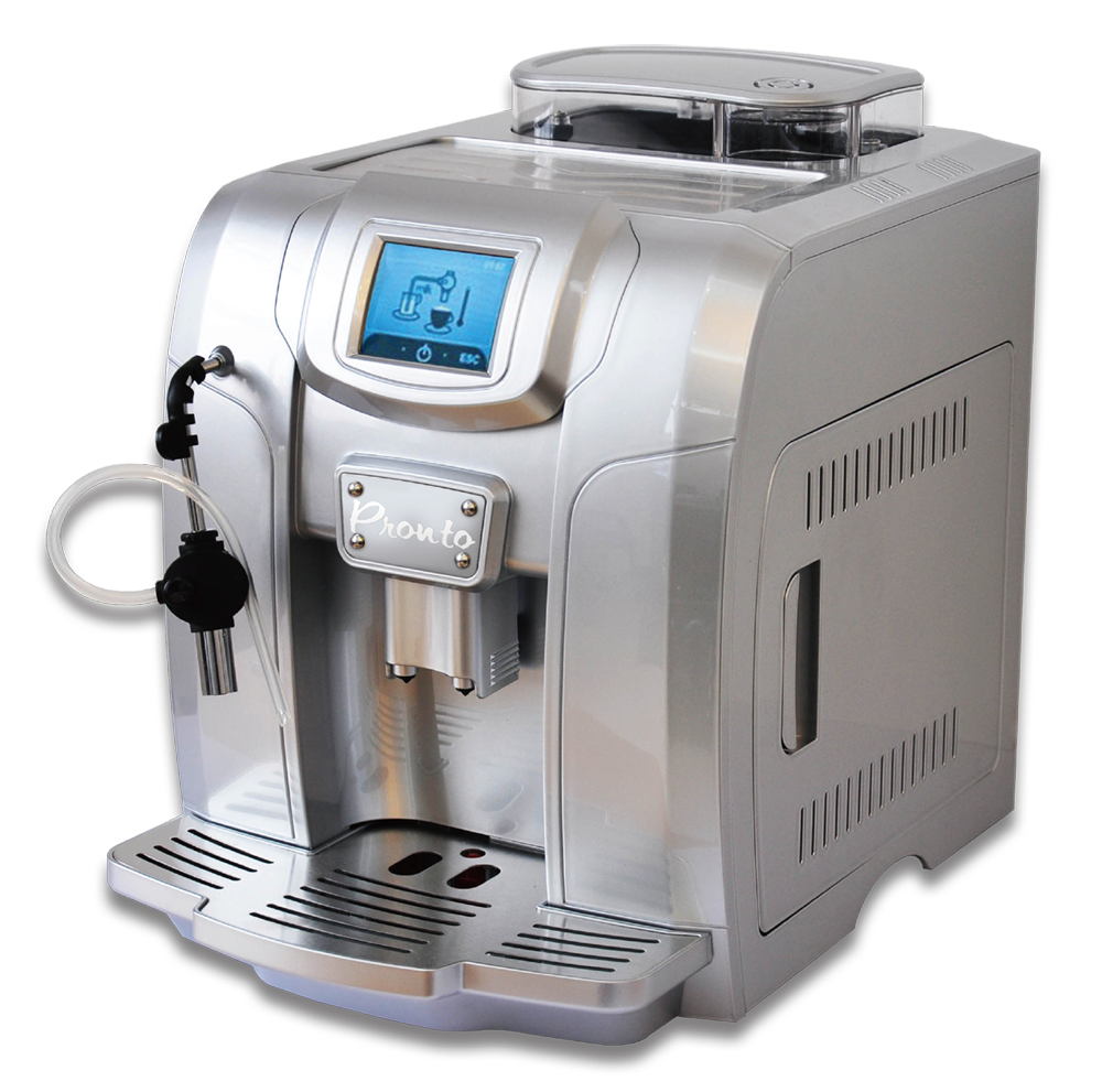 New Pronto Fully Automatic Cappuccino Coffee Espresso