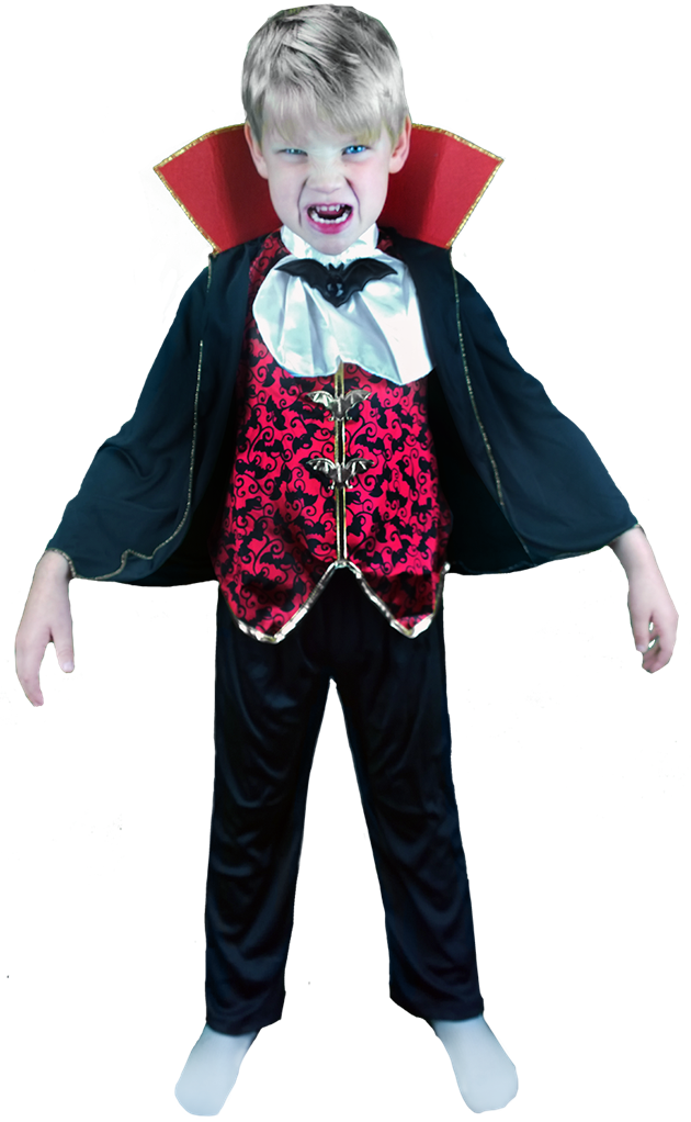 boys count dracula vampire halloween costume fancy dress outfit 2 3 4 5 6 7 8 - Halloween Dracula Costumes