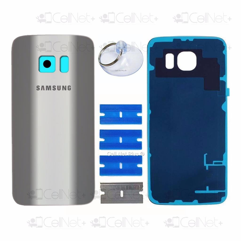 samsung back rear glass battery cover galaxy a3 a5 a7 2016 version ebay. Black Bedroom Furniture Sets. Home Design Ideas