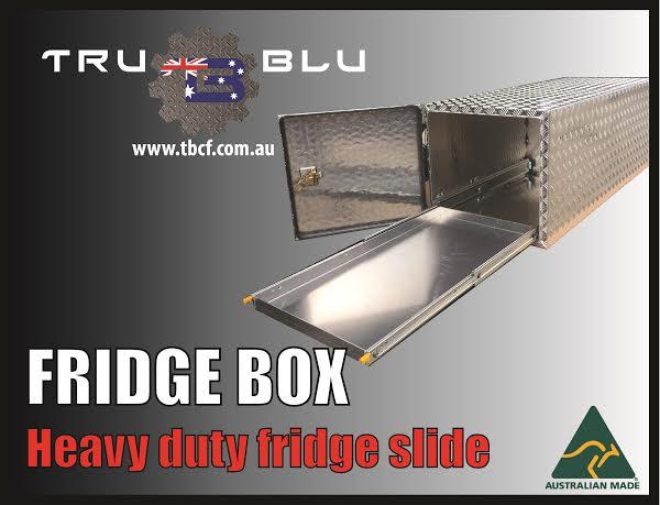 Fridge Box Aluminium Toolbox 2 5mm Aluminium Checker