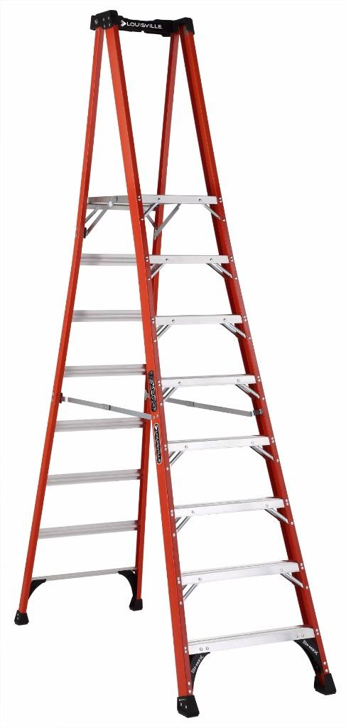 Louisville Ladder Louisville Ladder Fs2006 250pound Duty