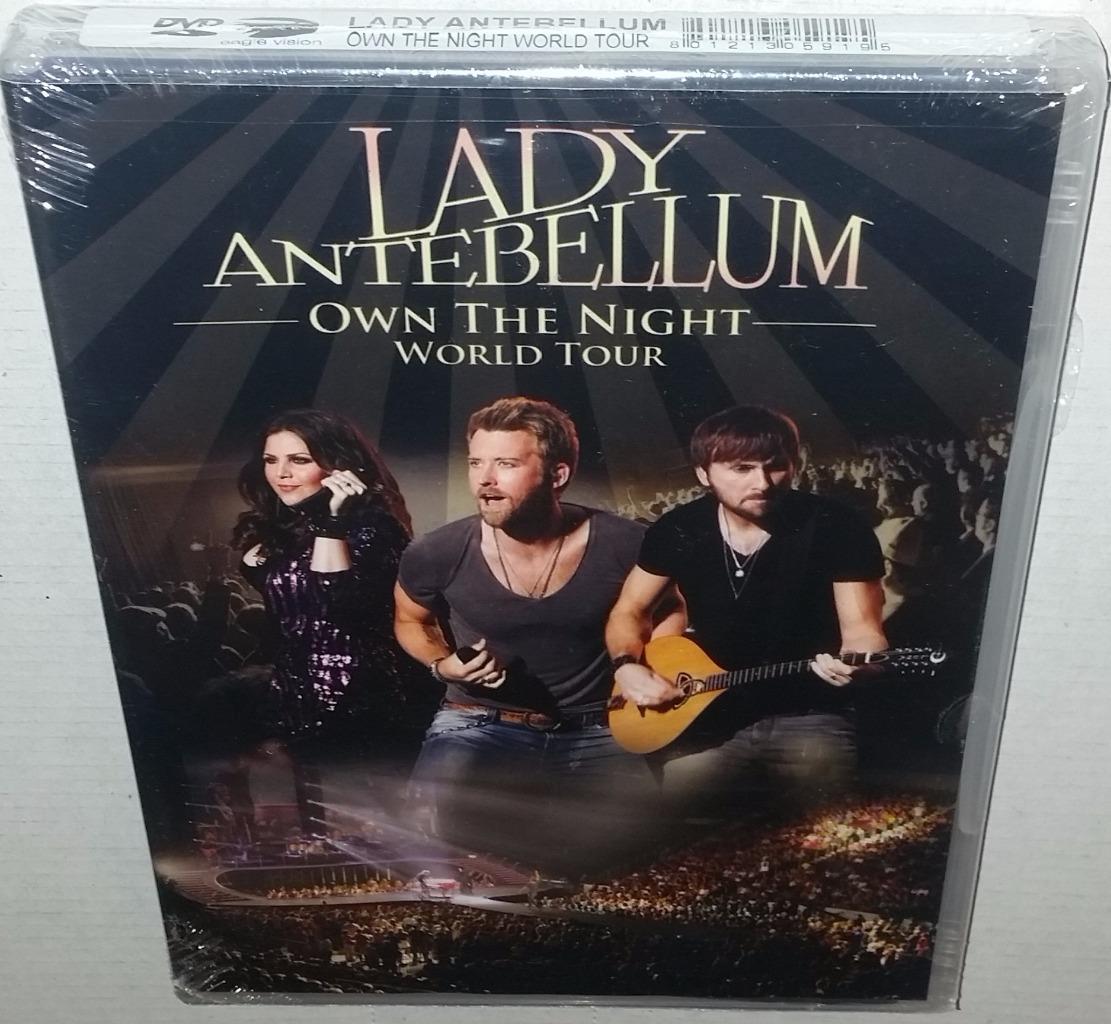 Lady Antebellum World Tour Australia