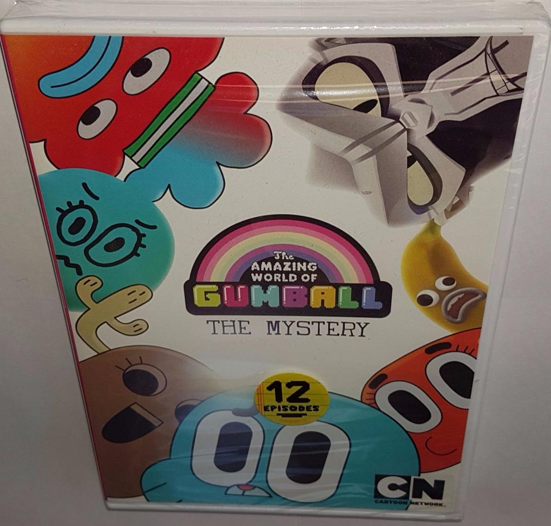 amazing world of gumball the mystery brand new sealed r1