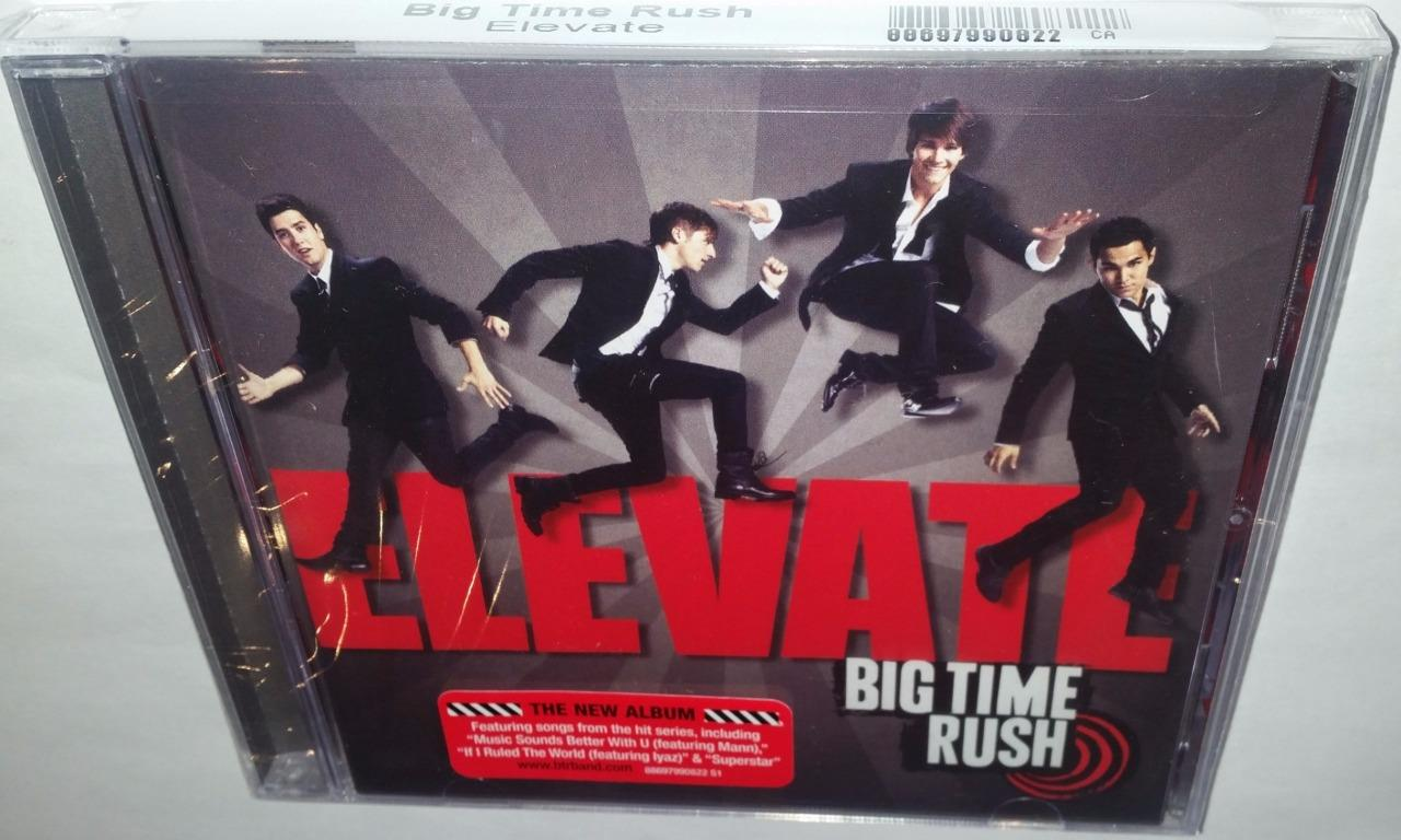 Big Time Rush Download and listen to the album