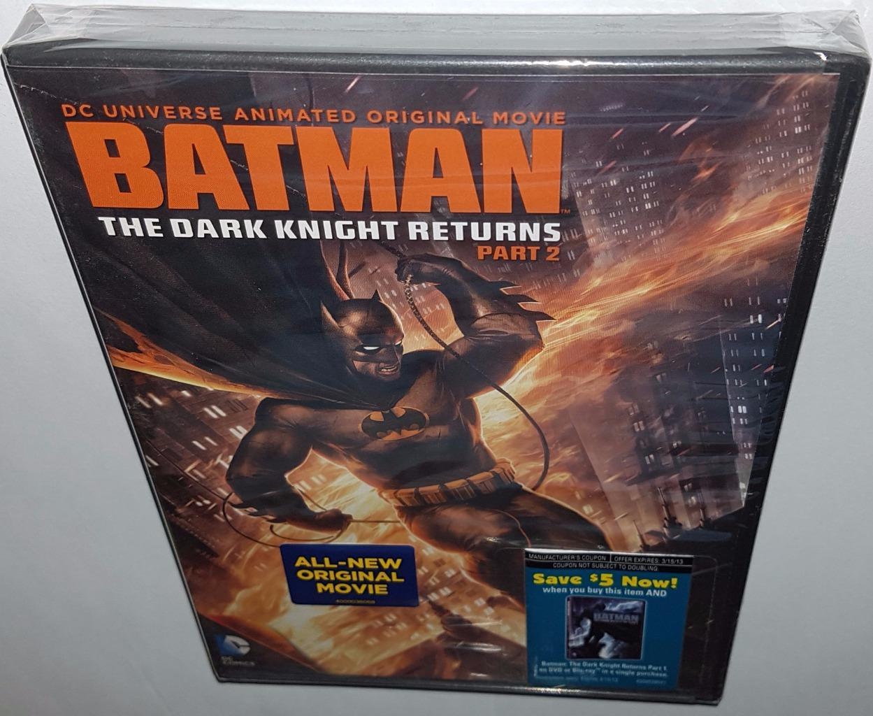 Batman : the Dark Knight returns. part 1 (DVD video, 2012 ...