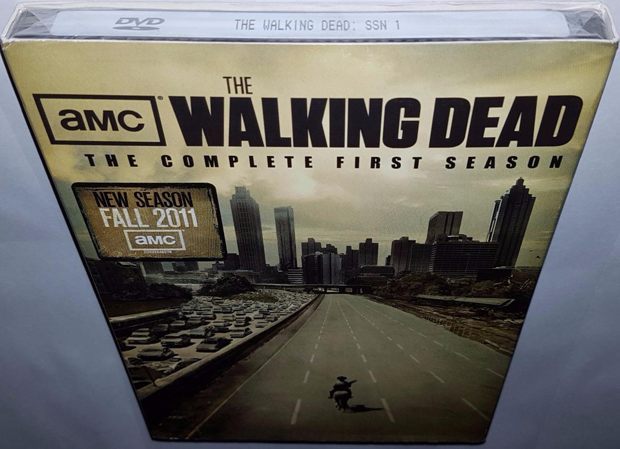 The walking dead season 5 dvd release date in Australia