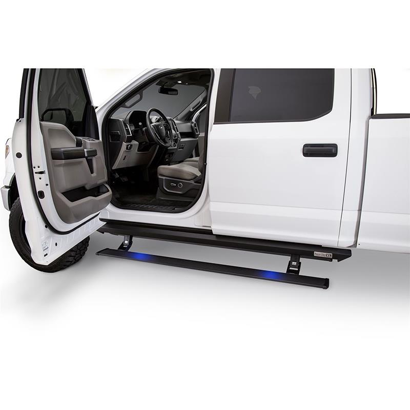 AMP Research 77104-01A PowerStep LED Running Boards For 99