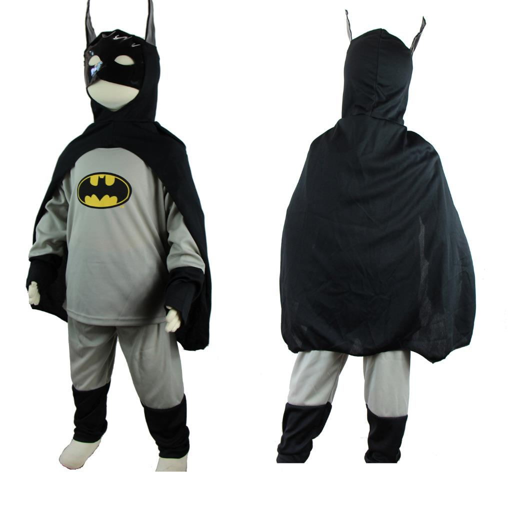 kinder spiderman batman superman ironman robin captain bumblebee comic kost m ebay. Black Bedroom Furniture Sets. Home Design Ideas