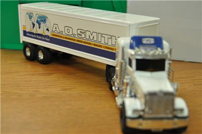 Ertl toy trucks serial numbers