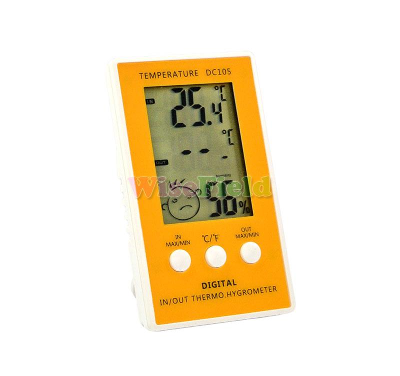 springfield indoor outdoor thermometer manual