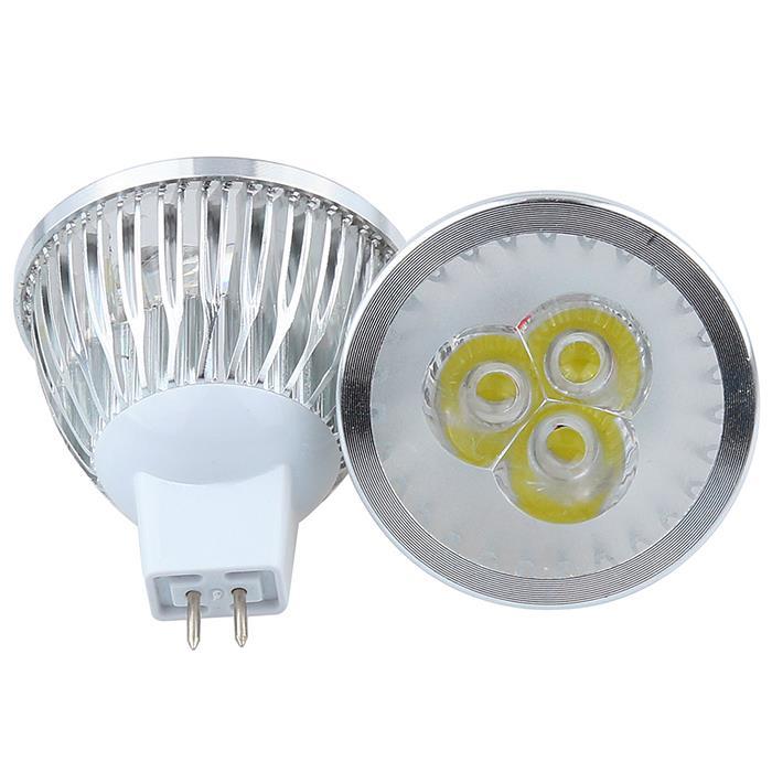 Mr16 Led Downlights Uk: 4X UK STOCK MR16 GU5.3 LED 6W 12V Spotlight Bulb Day Cool