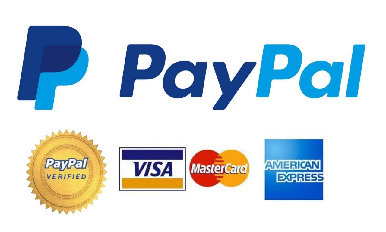 how to change your paypal details on ebay