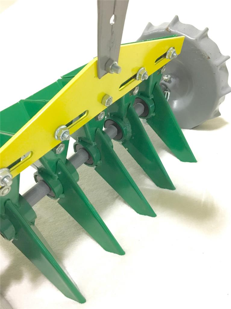 Precision Garden Seeder Plates Seed Planter  Rows Best