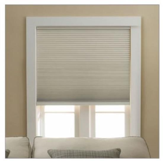 Double Roman Shade On Window : New jcpenney home cordless double cellular shade window