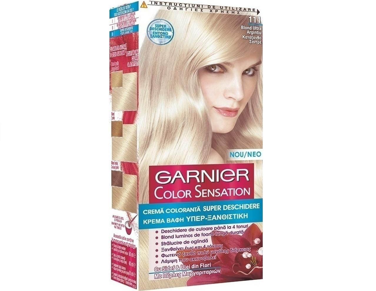 Garnier Color Sensation Intense Permanent Hair Color