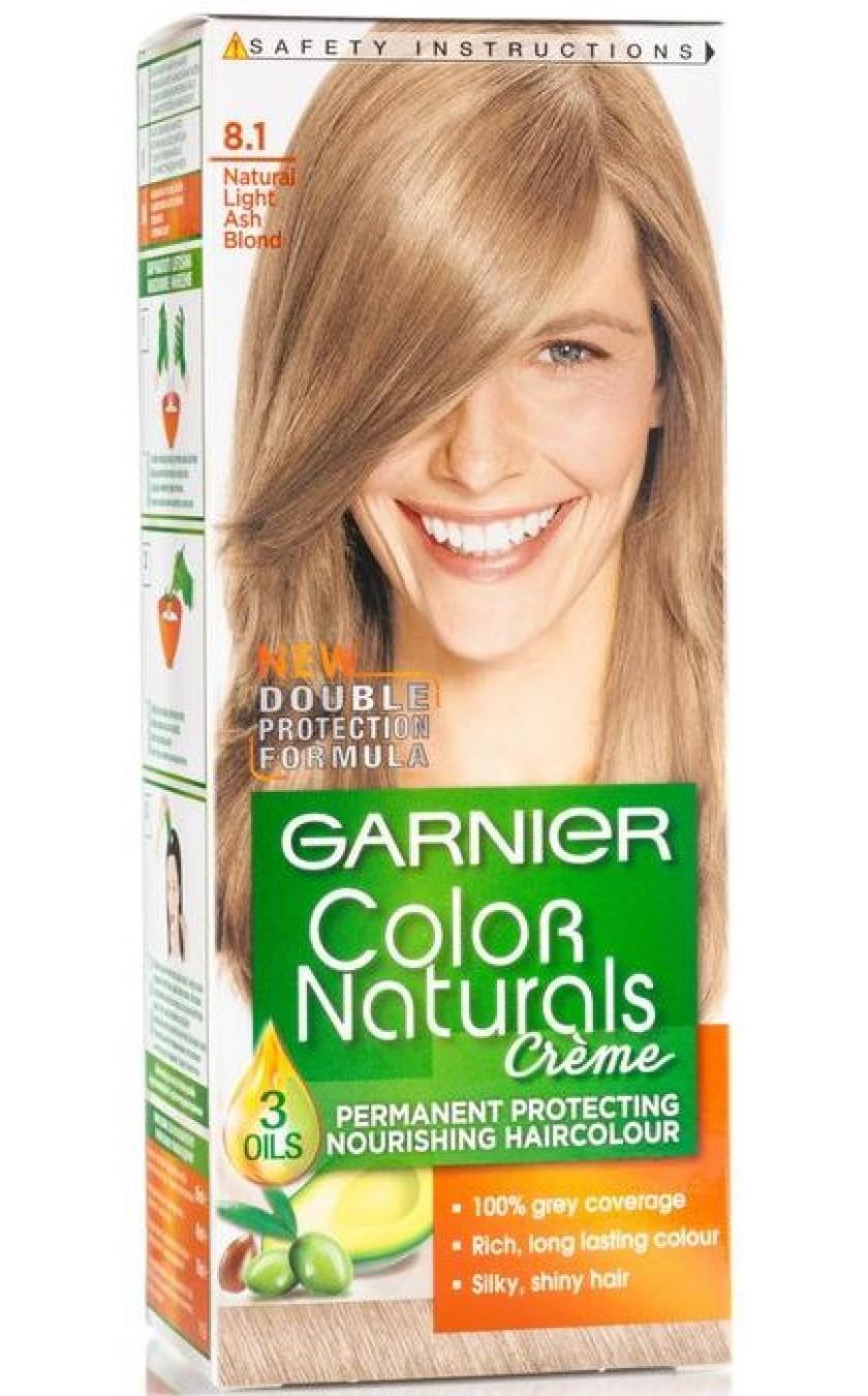 how to use garnier hair colour