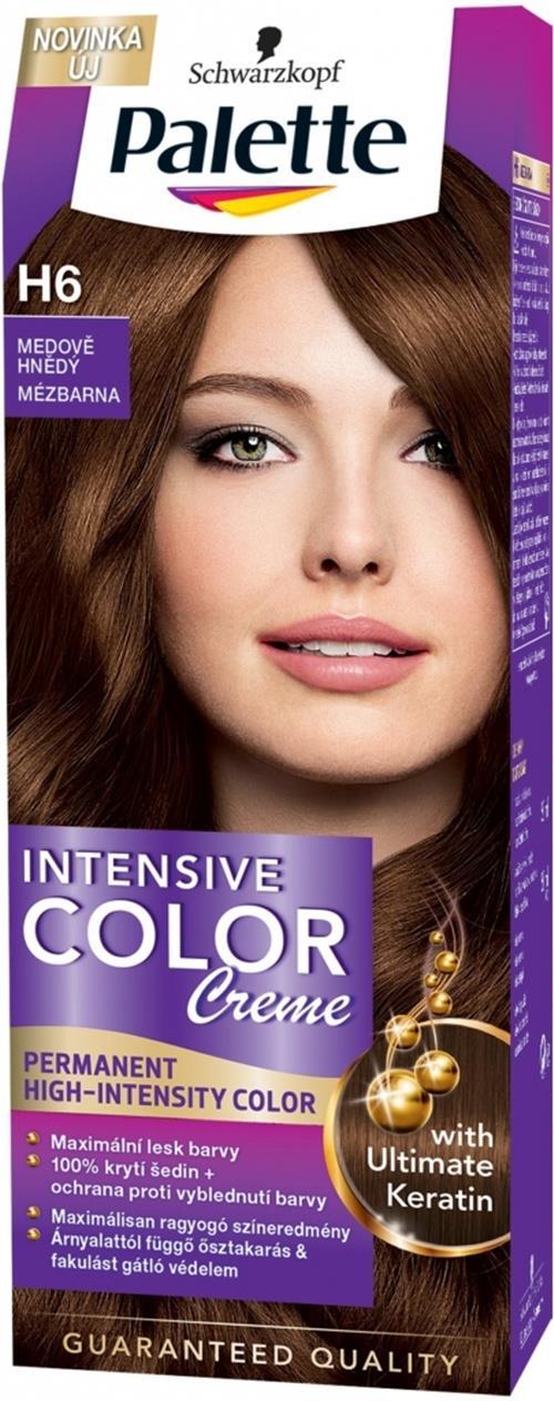 Palette Intensive Color Creme Permanent Hair Color Different Shades