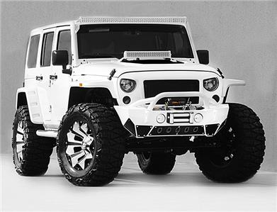 2016 jeep wrangler storm trooper edtion ebay. Black Bedroom Furniture Sets. Home Design Ideas