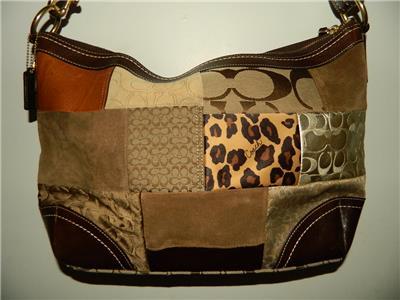 coach shoulder bag outlet  coach patchwork