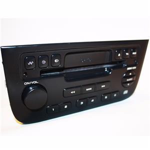 peugeot 406 car stereo 1999 onwards clarion pu 2473a radio cd black 96466561zl ebay. Black Bedroom Furniture Sets. Home Design Ideas