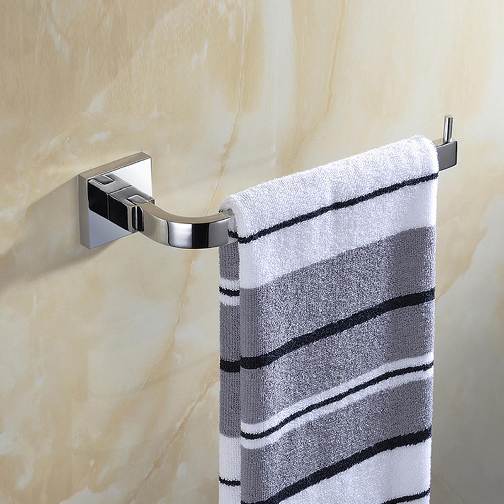 Bathroom Accessories Paper Holder Robe Hook Towel Racks Toilet Holder Polished Ebay