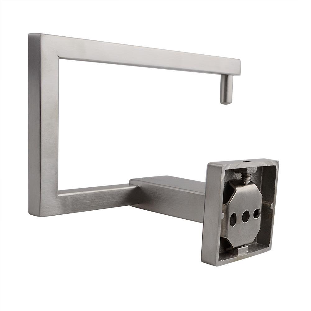 toilet paper holder tissue roll holder sus 304 stainless steel wall mounted ebay. Black Bedroom Furniture Sets. Home Design Ideas